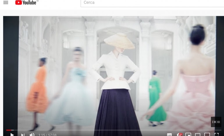Dior su YouTube, Hublot su WeChat